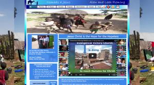 Nomads 4 Jesus - Missionaries in Kenya